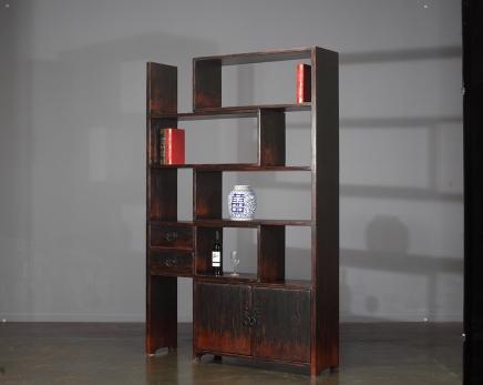 Modular Teak Bookcase