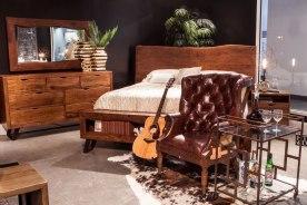 London Loft bedroom collection