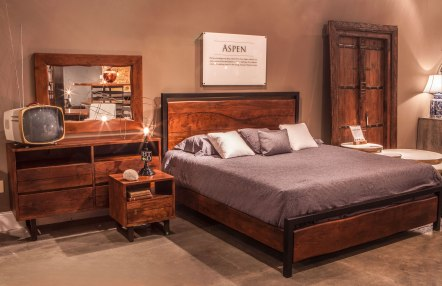 Aspen Bedroom Collection