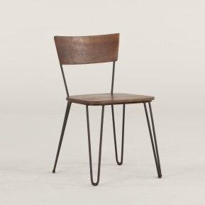 Vail Walnut Chair