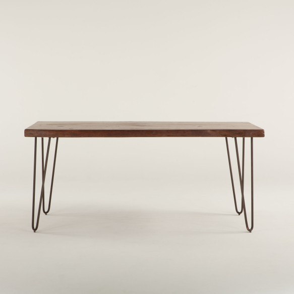 "Vail Walnut 68"" Table"