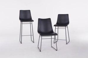 NEW Ben black chairs