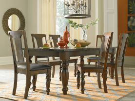 COLONIAL PLANTATION DINING TABLE