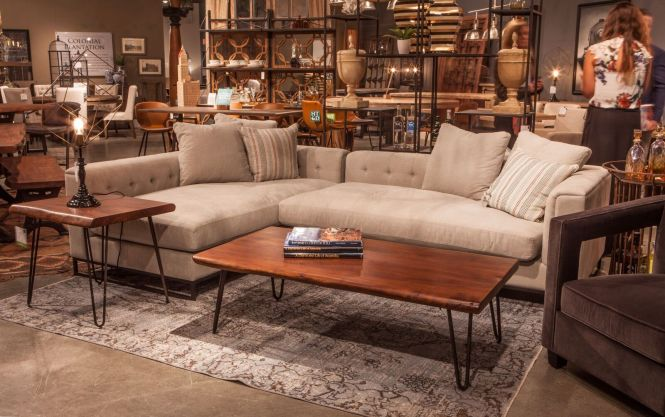 Vail Occasional in Walnut